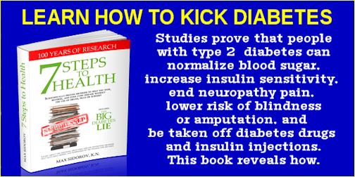 The International Council for Truth in Medicine shares the truth of diabetes in an important book on the subject. Click above to watch a brief video.
